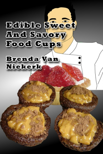 Edible Sweet And Savory Food Cups