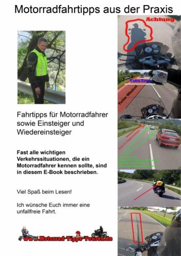 Motorradfahrtipps aus der Praxis.