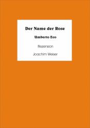 Der Name der Rose Rezension