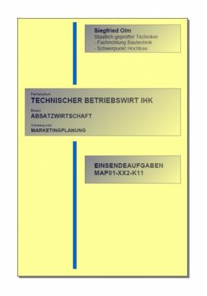 Einsendeaufgabe MAP01-XX2-K11 (Note 1 - 100%) ILS SGD