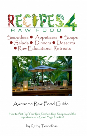 Awesome Raw Food Guide
