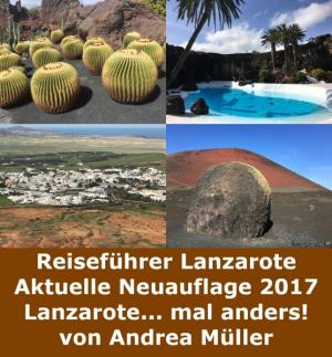 Reiseführer Lanzarote (Neuauflage 2017)