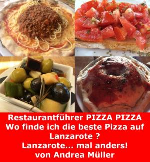 Restaurantführer Pizza Pizza Lanzarote