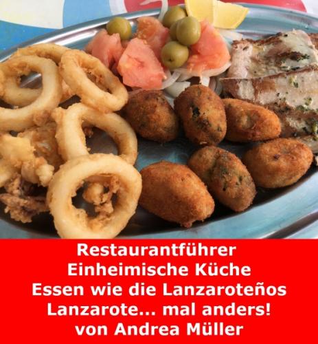 Restaurantführer Lanzarote (Einheimische Küche)