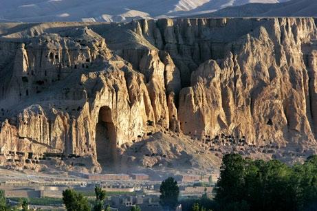 Aufstieg und Fall der Buddha-Statuen von Bamiyan