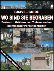 Grave-Guide: WO SIND SIE BEGRABEN