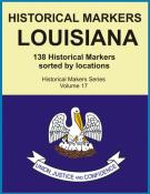 HISTORICAL MARKERS LOUISIANA