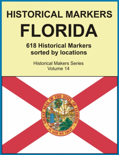 HISTORICAL MARKERS FLORIDA