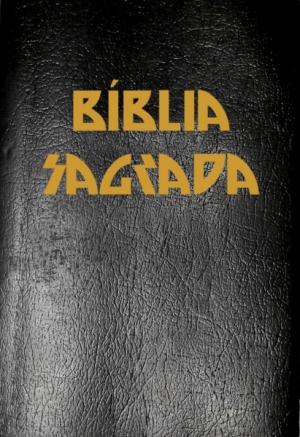 A Bíblia Sagrada Completa com Índice Ativo e Touch