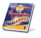 The 90 Day Powerseller Challenge With Resell Rights