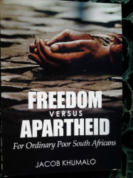 FREEDOM VERSUS APARTHEID