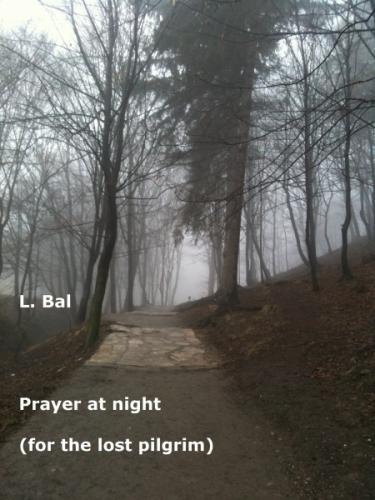 Prayer at night