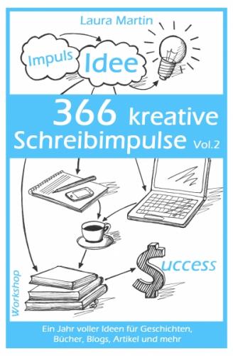 366 kreative Schreibimpulse Vol. 2