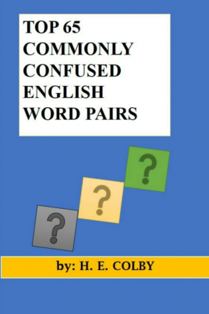 Top 65 Commonly Confused English Word Pairs