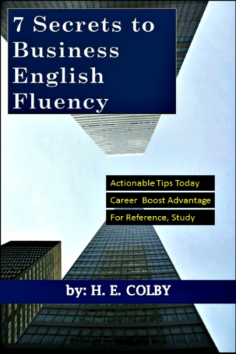 7 Secrets to Business English Fluency