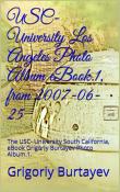 USC- University Los Angeles Photo Album eBook,1 from 2007-06