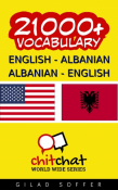 21000+ Vocabulary English - Albanian Albanian - English