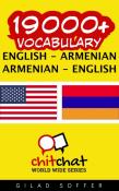 19000+ Vocabulary English - Armenian Armenian - English