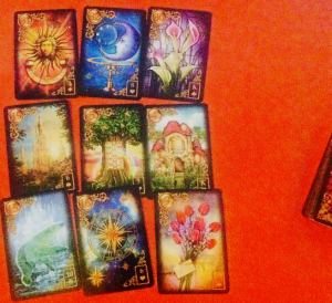 Learning by Doing- Reihe Teil 1: Lenormand- Matrix- Praxis