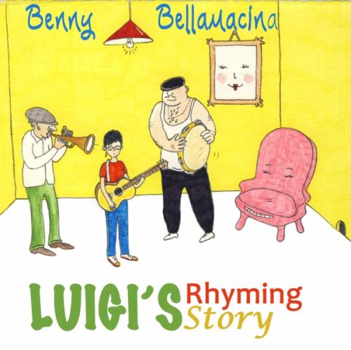 Luigi's rhyming story book
