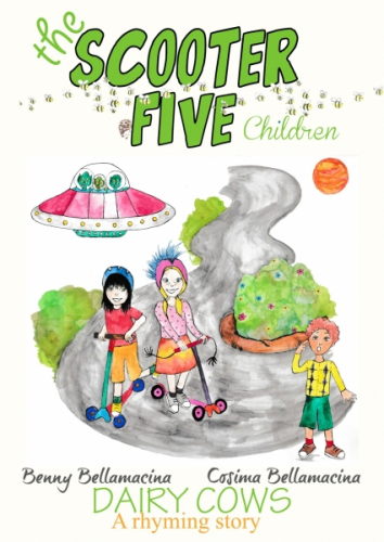 The Scooter Five (Book 5)