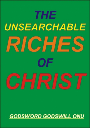 The Unsearchable Riches of Christ
