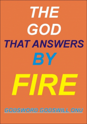 The God That Answers By Fire