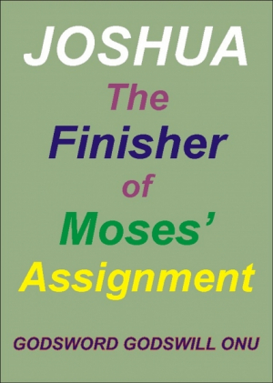 Joshua, the Finisher of Moses' Assignment