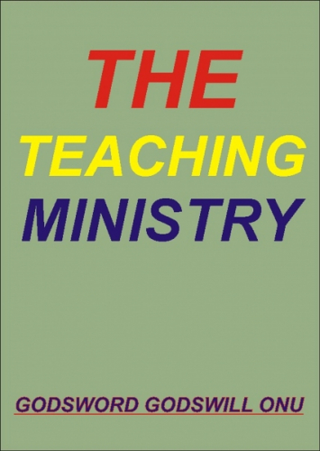 The Teaching Ministry