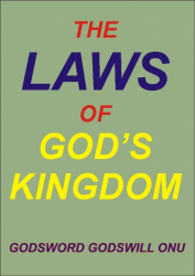 The Laws of God's Kingdom