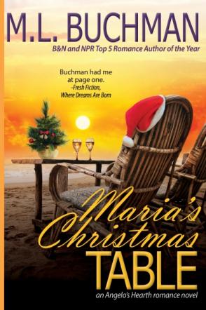 Maria's Christmas Table