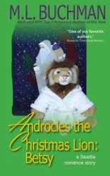 Androcles the Christmas Lion
