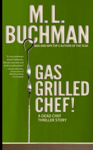Gas Grilled Chef!