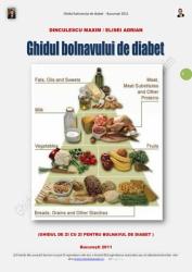 Ghidul bolnavului de diabet