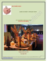 Arta Aranjarii si servitului mesei