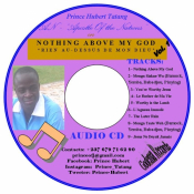 Album: Nothing Above my God/Worthy is the Lamb!