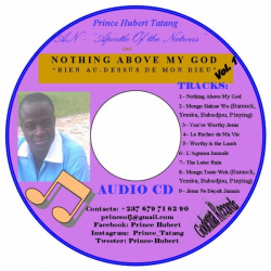 Album: Nothing Above my God/The Latter Rain
