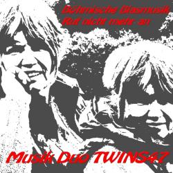 Böhmische Blasmusik-Ruf nicht mehr an-singt Musik Duo TWINS4