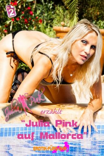 Julia Pink auf Mallorca