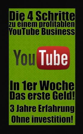 4 Schritte zu einem erfolgreichen YouTube Business
