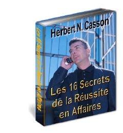 Les 16 Secrets de la Réussite en Affaires