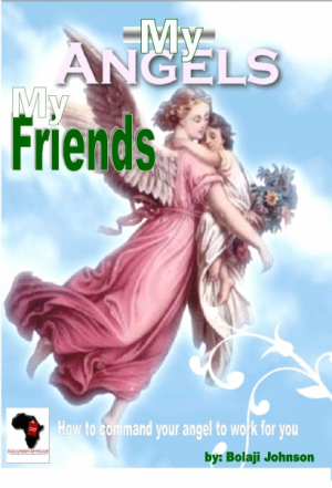 MY ANGELS MY FRIENDS