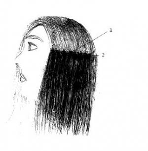Haarverlängerung, Extensions selber machen