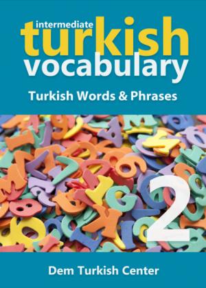 Intermediate Turkish Vocabulary Developers