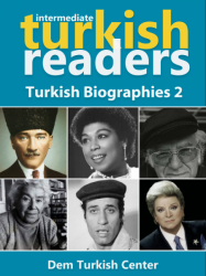Turkish Reading Books: Turkish Biographies 2 (Intermediate)