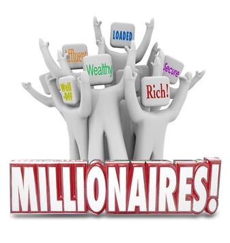 10 vraies méthodes pour devenir millionnaire