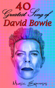 40 Greatest Song of David Bowie