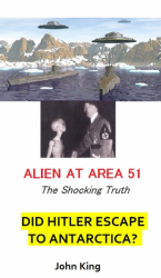 ALIEN AT AREA 51 The Shocking Truth