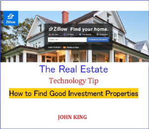 Zillow The Real Estate Technology Tip