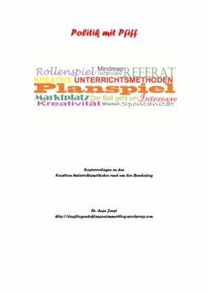 Kreative Methoden rund um das Thema Bundestag